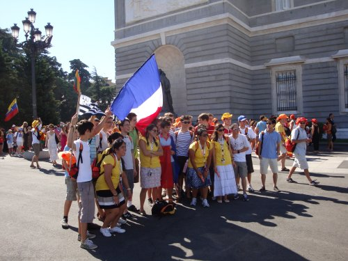 A Madrid, les membres de l'Opus Dei étaient un parmis tant d'autres...